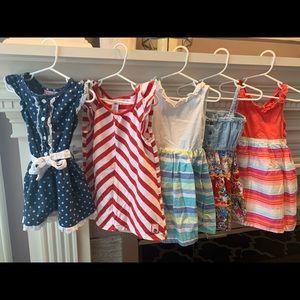 3T Toddler Dresses - All 5 for $15